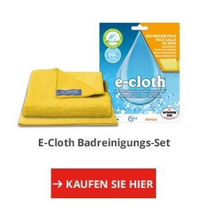 E-Cloth Badreinigungs-Set