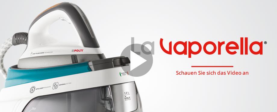 Vaporella: Ihre Dampfbügelstation mit Heizkessel