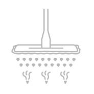 Lavapavimenti Polti Moppy pulisce e igienizza con il vapore