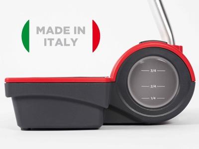 Polti Moppy lavapavimenti a vapore progettato e realizzato in italia