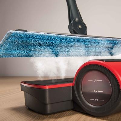 Polti Moppy lavapavimenti a vapore - efficacia testata e certificata