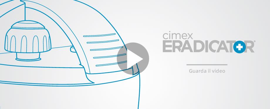Cimex Eradicator: efficacia del vapore contro le cimici