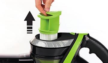 Polti Forzaspira Slim SR110 kit accessori - filtro Hepa lavabile