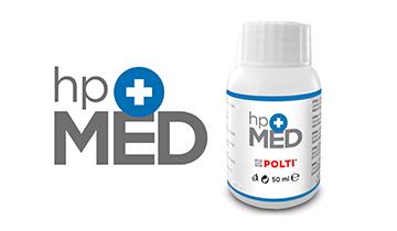 Polti HPMed - detergente per disinfezione sicura