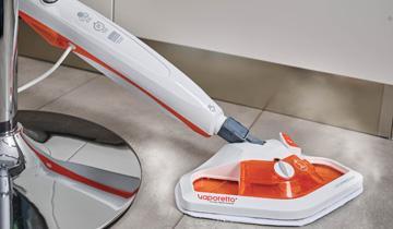 KIT 2 PANNI per spazzola VAPORFORCE tutti i pavimenti