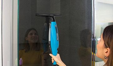 Forzaspira AG200: vetro doccia