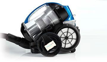 Forzaspira MC350 Turbo&Fresh - Funzione deodorante