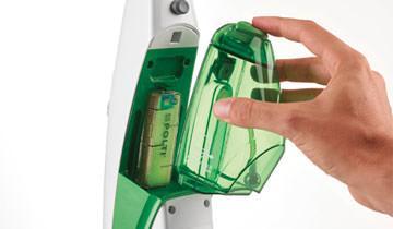 Scopa a vapore Vaporetto SV400 Hygiene - Serbatoio removibile