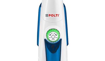 Scopa a vapore Polti Vaporetto SV460_Double: scopa a vapore pronta in 15 secondi