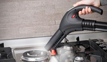 Vaporetto Lecoaspira FAV80 Turbo Intelligence - funzione turbo vapore per sporco incrostato