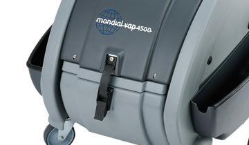 Mondial Vap 4500 - facile manutenzione
