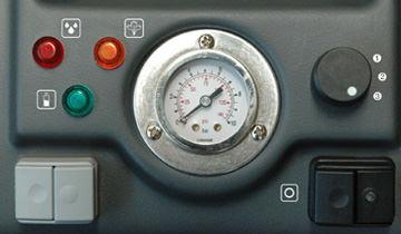Mondial Vap 4500 - manometro pressione