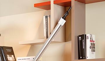 Polti Forzaspira SLIM SR90G - scopa elettrica ricaricabile 2 in 1 - lancia aspirazione