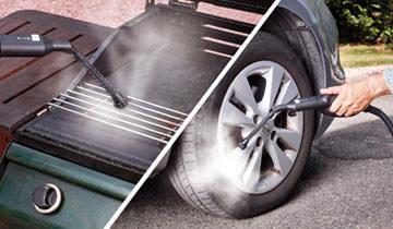 Vaporetto PRO90 Turbo pulizie straordinarie