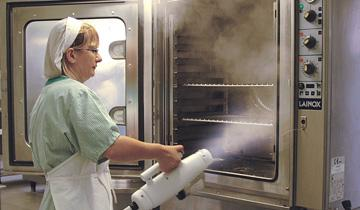 Sani System Polti sanificazione naturale