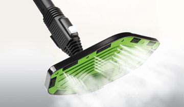 Vaporetto Smart 35_Mop spazzola vapore