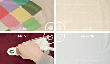 Vaporella Silence Eco Friendly_ 19.55 - Regolazione intelligente programmi preimpostati