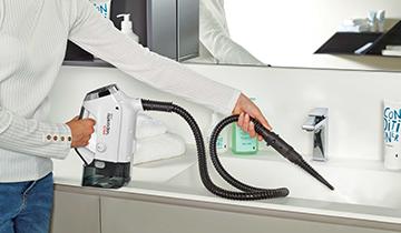 Vaporetto 3clean: igienizzazione bagno