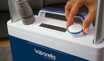 Vaporella Vertical Styler GSF60 - pannello